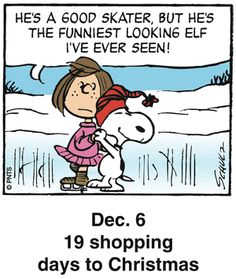 Snoopy and Lucy Van Pelt Classic panel from (December Snoopy Cartoon, Peanuts Cartoon, Peanuts Snoopy, Peanuts Comics, Peanuts Christmas, Charlie Brown Christmas, Charlie Brown And Snoopy, Christmas Humor, Christmas Time