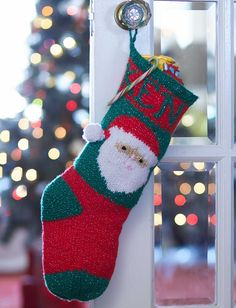 Yarnspirations.com+-+Bernat+Santa's+Stocking+Just+for+You+-+Patterns++|+Yarnspirations