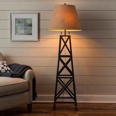 Southern Pass Floor Lamp Bronze - Beekman 1802 FarmHouse™ : Target