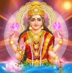 lakshmi - for good luck
