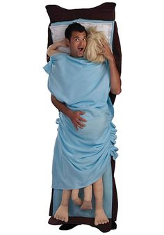 Double Occupancy Costume - Funny Costumes at Escapade™ UK