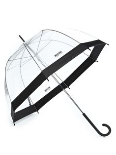 Transparency Umbrella by Moschino