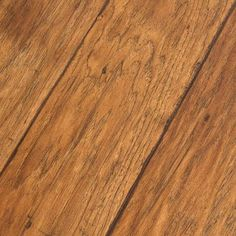 Allen Roth Laminate 6 1 8 In W X 54 3 8 In L Handscraped