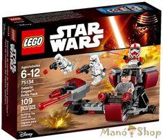 Lego Star Wars Galaktikus Birodalom Harci Csomag 75134