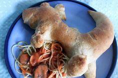 Tauntaun Spaghetti Guts