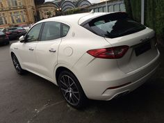 The Maserati Levante #carleasing deal | One of the many cars and vans available to lease from www.carlease.uk.com