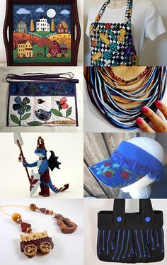 Weekend Shopping by PJ Parraga on Etsy--Pinned with TreasuryPin.com