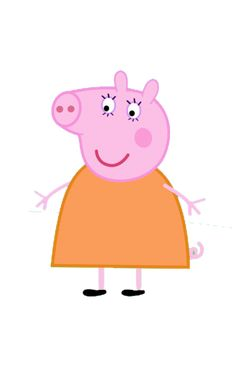 Mama Cerdita Peppa Pig Figura