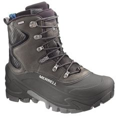 Merrell Men's Noresehund Alpha Waterproof Cold Weather Boot