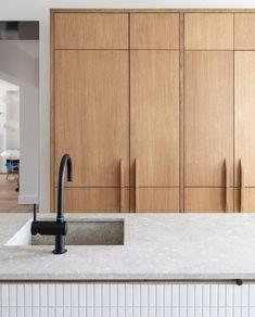 Knobs And Knockers, Kitchen Tiles, Baltic Birch, Joinery, Kitchen Interior, Steel, Interior Design, Instagram, Architecture Renovation