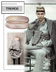 The trend book focuses of the trend forecasting for Autumn Winter 2018 / 2019