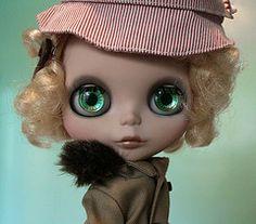 Hey, Sailor (Button Arcade) Tags: doll blythe prima custom dolly saffy pd2se
