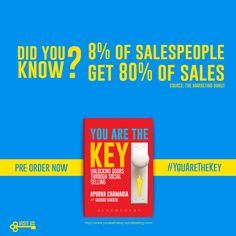You are the Key: Unlocking Doors Through Social Selling Global Brands, Books Online, Social Media, Key, Doors, Marketing, Writing, Reading, Unique Key