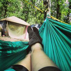 Ready for summer and that #festivallife & #hammocklife (via @Ali Dorato)