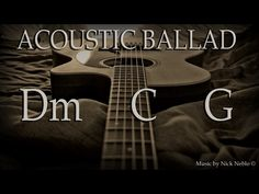 Instrumental melodious mellow sad ballad with acoustic guitars in D Dorian (equivalent of A minor or C major scales). To jam, improvise, practice or singing . Fender Acoustic Guitar, Best Acoustic Guitar, Sell Music, Music Sing, Backing Tracks, Guitar Shop, Playing Guitar, Learning Guitar, Guitar Tips