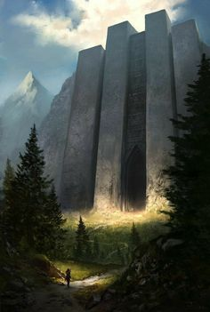 The Wall in the Mountains