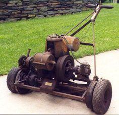 Vintage three wheeler Jacobson Racine WI
