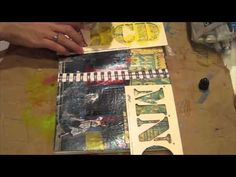 PackerDi. Pursue Your Happiness - art journal page