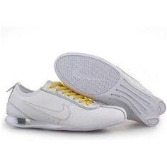 316316 013 Nike Shox Rivalry White Yellow J12012 Nike Shox For Women ec558c8ce