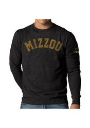 '47 Mizzou Tigers Mens Grey Arch Fashion Tee