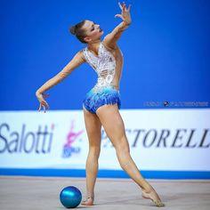 Melitina Staniouta (Belarus), World Cup (Pesaro) 2016