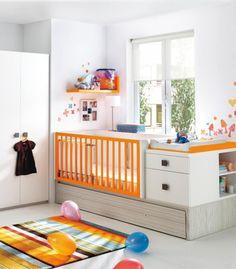 Kinderzimmer Möbel – bunte frische Ausstattung für Ihre lieben Sprösslinge von Kibuc -