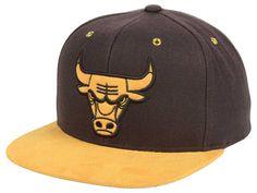 73db128bb86d3c Chicago Bulls Mitchell & Ness Snapbacks, Bulls Snapback Hats, Mitchell &  Ness Flat Billed Hat