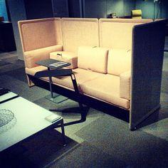 Gangster club seating or restaurant I mean holla #beige #interiordesigner #designers #seating #interiordesignerproblems #likesforlikes #bestoftheday #instagramers #photooftheday #bestoftheday #contractfurniture #furniture #neocon #neocon13 #neoconography #recreation #designersheaven