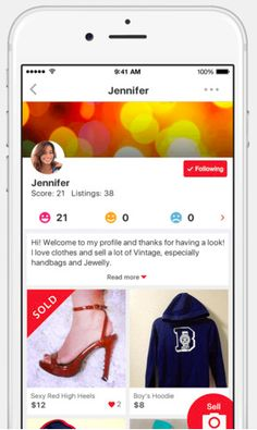 How To Get Rid Of All Your Stuff — For $$ #refinery29  http://www.refinery29.com/how-to-sell-things-online#slide-2  Sell Anything On Your PhoneYou have your phone with you at all times, so it's way easier to create your own mini marketplace there. And you can, with the Mercari app. The app lets you quickly upload a picture of the item you're looking to sell ...