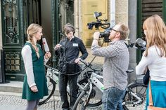 Nina Eichinger for ProSieben