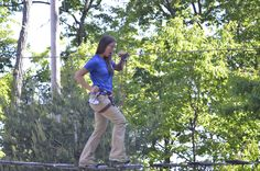 TreeTops Adventure Course at Camelback Mountain Adventures! #IAmAdventure #ZipLine #Obstacles #Adventure #PoconoMtns