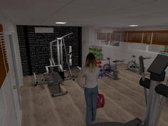 Fitness Center - Condomínio Ed. Jardins do Algarve