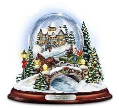 Shake up a snow scene,childhood memories :) #imdreamingof @Radley London