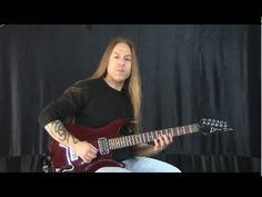 Guitar Lesson - Simple Soloing Patterns You Can Use To Impress - YouTube