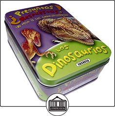 Los dinosaurios (¿Preguntas y respuestas!) de Equipo Susaeta ✿ Libros infantiles y juveniles - (De 6 a 9 años) ✿