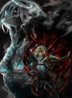 Attack On Titan Ape Titan Color