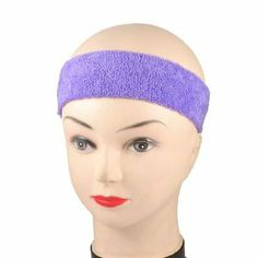 "Rosallini Purple Spa Bathing Terry Elastic Headband Hair Tie Band 2 Pcs by Rosallini. $3.62. Package Content : 2 Pcs x Hair Band. Fir for Head Girth : 31 -42cm / 12.2"" - 16.5"". Product Name : Hair Band;Material : Terry, Elastic Fabric. Color : Purple;Flat Size : 31 x 5.5cm/ 12.2"" x 2.1""(Girth*W). Net Weight : 30g. Elastic headband helps you to hold your hair and keep your hair from water in bathing. Features pink terry elastic hairband. Also a good accessory for ..."