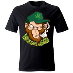 Now Available - Lets Get High T-S... !    Use coupon code - '5OFF' for 5% discount    order here:http://monkey-logic.myshopify.com/products/lets-get-high-t-shirt?utm_campaign=social_autopilot&utm_source=pin&utm_medium=pin