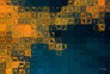 Tile Art #2, 2012. Limited Edition Fine Art