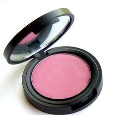 English Rose Cream Blush- Matte Medium Cool Toned Rose Pink