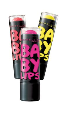 10 New Lip Products That Are Perfect For Every Occasion: Maybelline Baby Lips Electro Lip Balms
