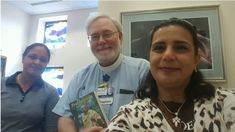 Dandavats | Baltimore Devotees Spend Holiday Season Giving Books to Hospital Patients