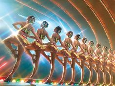 Adding the Rockettes to my live list this weekend!