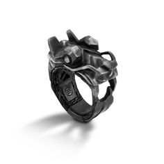 NAGA COLLECTION Dragon Head Ring | John Hardy Online Boutique