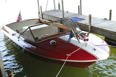 "1970 Chris Craft ""Ski Boat"" 1 of 53 made"
