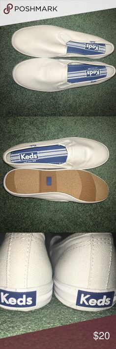 Keds Champion Slip On women's slip on shoe **never been worn** Keds Shoes Flats & Loafers