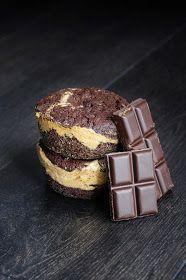 Chocolate Peanut Butter Mini Cakes - Vegan Family Recipes