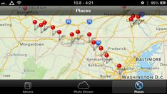 Belle Vernon, Potomac River, Trail Riding, Bike Parts, Washington Dc, Pittsburgh, Gap, The Incredibles, Bicycle Parts