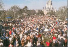 Guide to Walt Disney World Closing Phases - it occurs during peak times throughout the year when the parks reach maximum capacity.