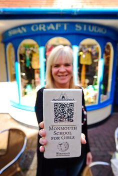 Welsh Village Covers Itself in QR Codes, Linked to Wikipedia, in Tourism Effort | Adweek